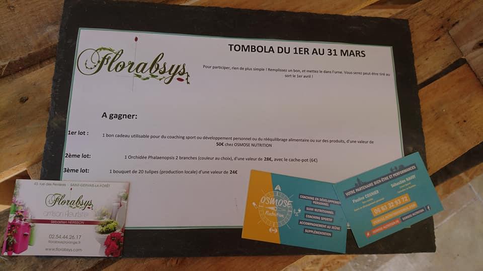 Tombola Florabsys