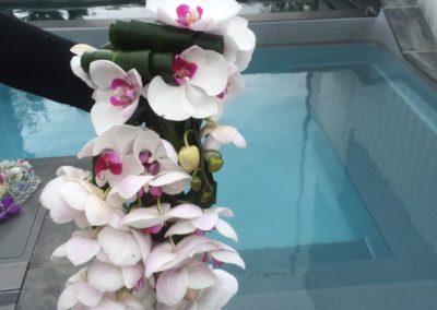 Bouquet de marié chute 2