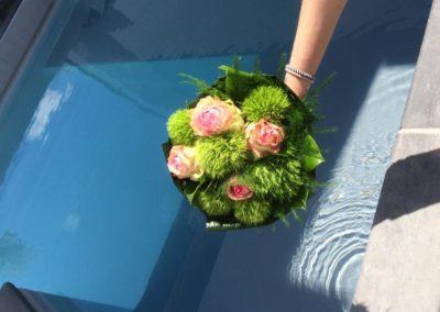 Bouquet de marié 1