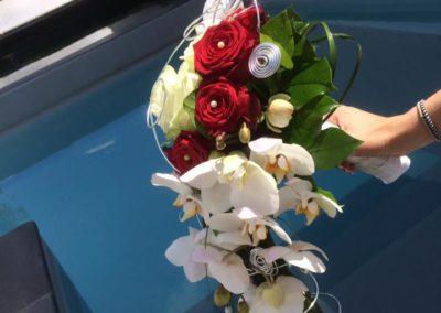 Bouquet de marié chute 1