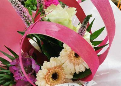 Bouquet structuré 16