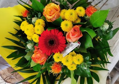 Bouquet rond 30