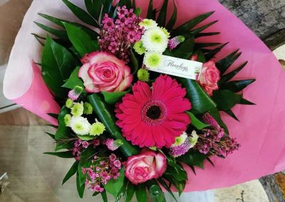 Bouquet rond 29
