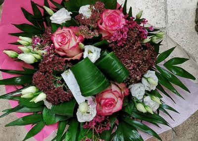 Bouquet rond 28