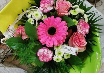 Bouquet rond 26