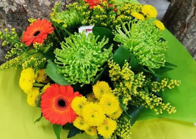 Bouquet rond 24