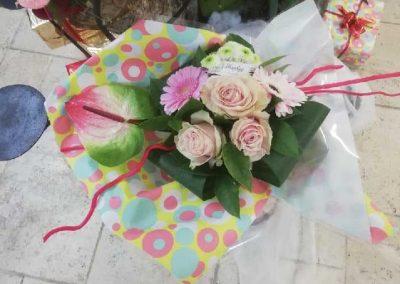 Bouquet structuré 19