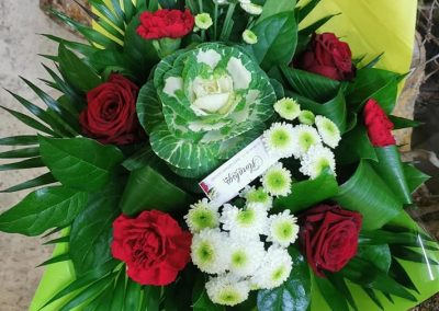 Bouquet rond 23