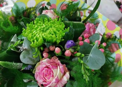 Bouquet rond 22