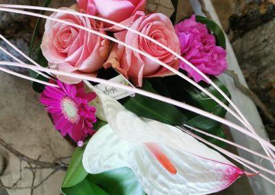 Bouquet structuré 7