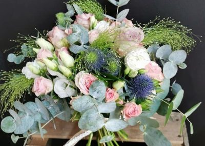 Bouquet rond 21