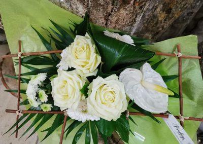 Bouquet structuré 6