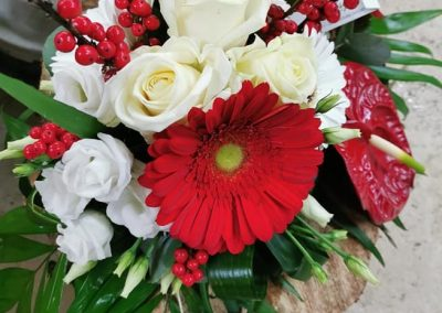 Bouquet rond 20