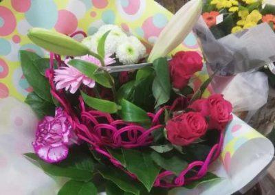 Bouquet structuré 5