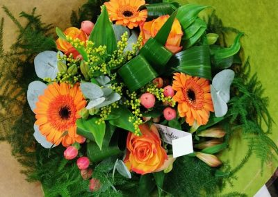 Bouquet rond 16