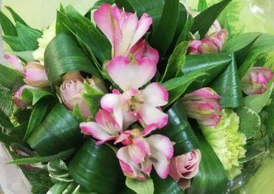 Bouquet rond 15
