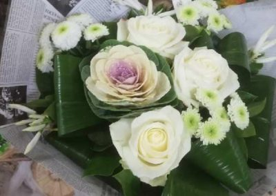 Bouquet rond 12