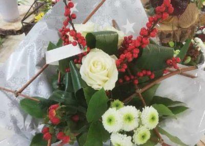 Bouquet structuré 1