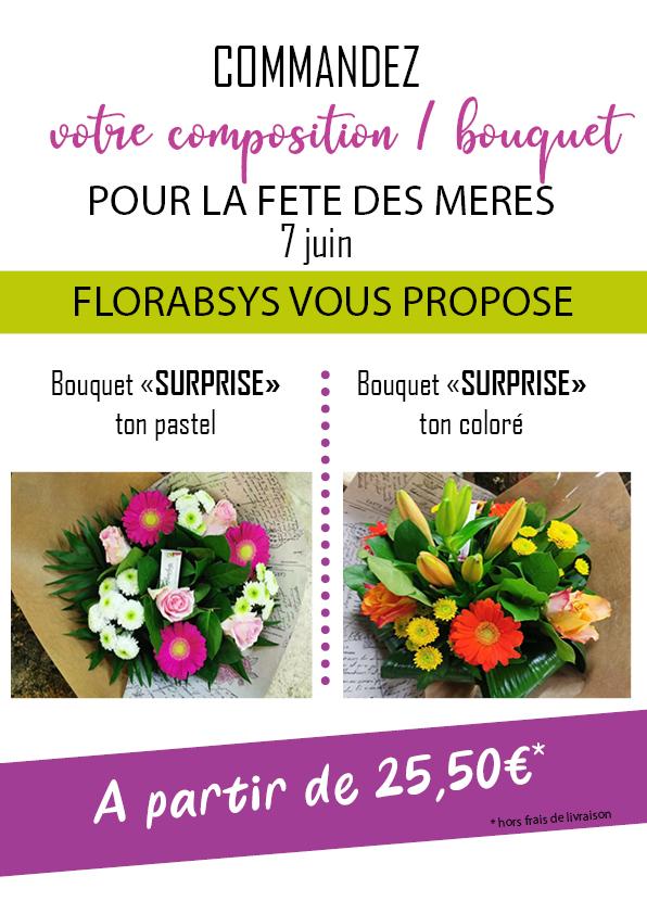 Offrez un bouquet !